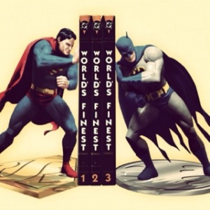 hero book ends