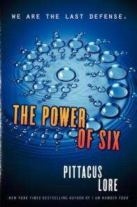 The Power of Six Cover
